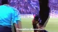 足球场上的十大角球直接破门,贝克汉姆上榜