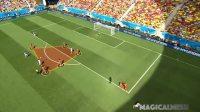 [滚球世界足球频道]梅西 重重封锁下的进球