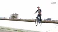 死飞变速自行车价格死飞精彩漂移赛