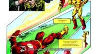 [漫畫]閃電俠的腦殘粉——逆閃電 艾爾伯德斯旺   BuriedAlien