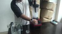 Fronton/弗朗顿 MNS-PB103沙冰机豆浆机使用视频