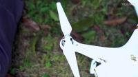 宁波贺道华 大疆精灵3se开箱视频评测DJI Phantom 3SE大疆无人机测评拆箱新手第一次设置教程按照螺旋桨教学视频炸机首飞拉距样片航拍机