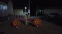 滨州惠民清河镇英英和舞友学跳广场舞《走进新时代》