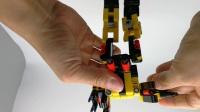 LEGO MOC AEM 高级工程机甲作品介绍