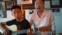 八度吉他张锦生父子-当你老了