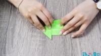 折纸青蛙:哇哇哇~