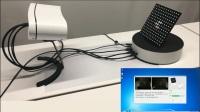 桌面级白光彩色三维扫描仪 全球首款24位真彩三维扫描仪 设备标定过程(完整版)
