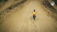 山地摩托车骑行,太炫酷了