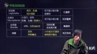 医学考研视频西医综合内科学呼吸系统疾病:肺部感染性疾病1