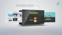 AE14239-结合E3D插件,以苹果设备为展示载体的企业网站介绍AE工程——李小萌模板网