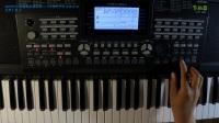 A850电子琴简单使用说明—注册记忆节拍器钢琴模式8度延音踏板的设置