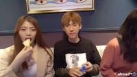 韩国富二代带美女在酒吧谈理想