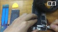 【锦灏旗舰店】iPhone6更换电池视频  不拆屏幕 苹果6换电池  拆机视频