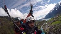 瑞士滑翔伞