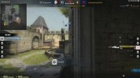 G2 vs Mouz ECS CSGO欧洲区 第一场 5.11