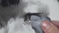 素描头像美术视频 生活-怎么画一个真实感强的眼睛