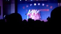 潍坊护理职业学院古典舞民族社古典舞《桃夭》