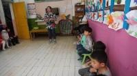 新蕾幼儿园水果拼盘纪念母亲节