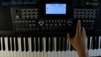 A850电子琴使用教程-插入式效果