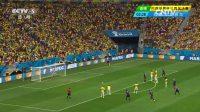 2014世界杯季军决赛巴西0-3荷兰,很多人到了中超