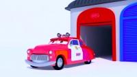 迪斯尼Сars小鸡希克斯大会对孩子颜色对儿童儿歌歌曲