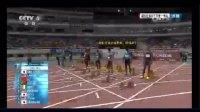 飞人苏炳添获得国际田联钻石联赛上海站100米冠军