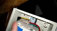 晶彩发廊热水器安装漏电开关