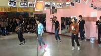 塔里木大学HDS街舞协会19鬼步