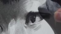 结构素描教程-画画图片素描-人像素描