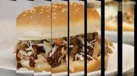 吃货美食家 在家里自己做浓郁美味的手撕猪肉堡
