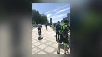 贺2017年一带一路高峰论坛暨京杭大运河150公里挑战赛