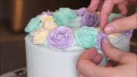 创意翻糖蛋糕 城堡蛋糕制作教程