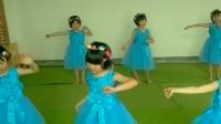高坪镇阳光幼儿园舞蹈《上学歌》