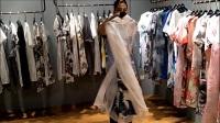 深圳品牌女装亚麻系列【玛珂斯,思微雅】广州贝左品牌女装折扣批发