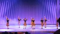 安徽小不点舞蹈艺术中心代表队表演单人拉丁恰恰舞