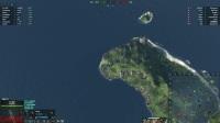 海战世界-国际服-第一航母-大凤+埃塞克斯-两场合集-Lion老虎录制