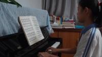 刘佳音钢琴报名视频