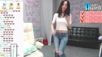 160807 美女主播 申仙娥 - 牛仔裤激情热舞_超清