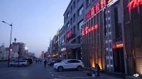 松原落日街景和业余文化生活----Dji手机云台拍摄