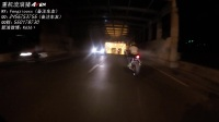 川崎636 美好的一天 坐大排送外卖 深夜炸隧道