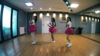 微笑女孩最新舞蹈视频《Cheer up》