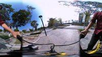 骑车(ROD-1拍摄)