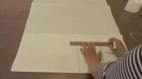 学做衣服 女童拼接的裙子裁剪视频