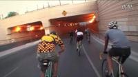 死飞自行车刷街漂移赛死飞刹车教学视频