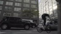 死飞自行车特技秀死飞刷街最帅视频