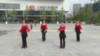 宁波锦绣东城广场舞2014年 爱要怎么唱
