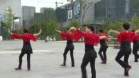 宁波锦绣东城广场舞2014年 油菜花儿开