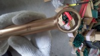 2007NON SPARKING COMBINATION WRENCH .BOX END FIXED SPANNER AL-CU CUBE
