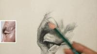 油画技法教程sophie-chan漫画教程_在线素描_动态素描学素描