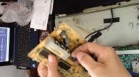 康佳液晶电视机无背光故障维修